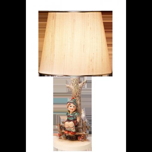 A-Hum-224-I-Tischlampe-Vaters-Gscheitester