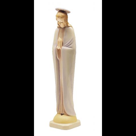 Hum 45/0 - Madonna mit Heiligenschein