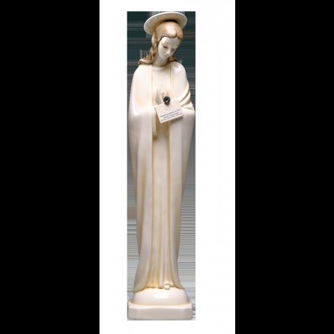 Hum 45/III - Madonna mit Heiligenschein