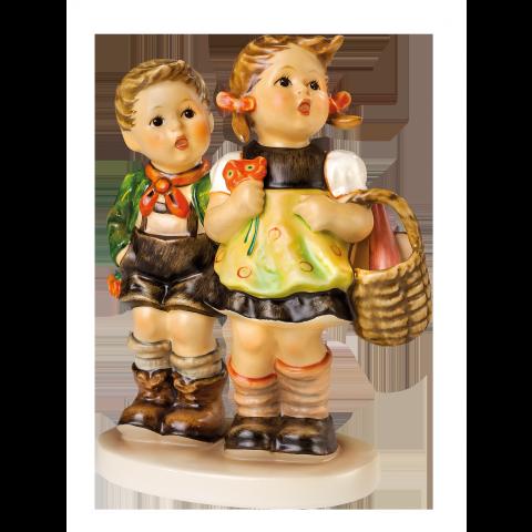Hum 49/I - Brüderlein und Schwesterlein