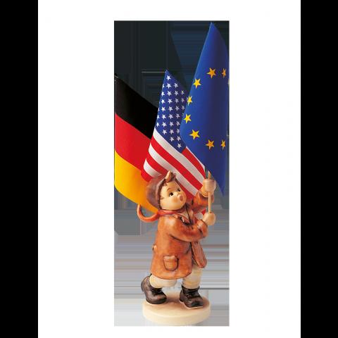 Hum 739/I - Fahnenträger
