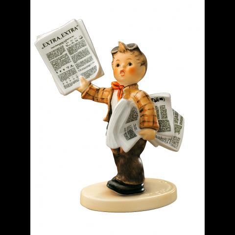 Hum 2113 - Zeitungsjunge