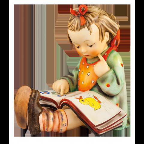 Hum 3/III - Der Bücherwurm