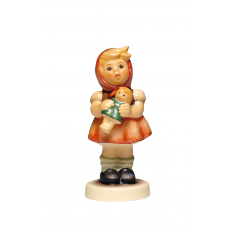 Hum 239/B - Mädchen mit Puppe